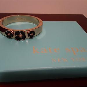 Kate Spade floral bracelet